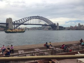Sidney - Harbour Bridge - 1