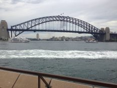Sidney - Harbour Bridge - 2