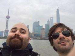 Italian people in Shangai - 5 - Tommaso and me