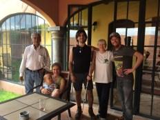 Mexico - San Miguel de Allende - Bernard's family - 4