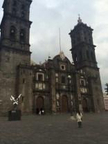Mexico - Puebla - Cathedral - 2