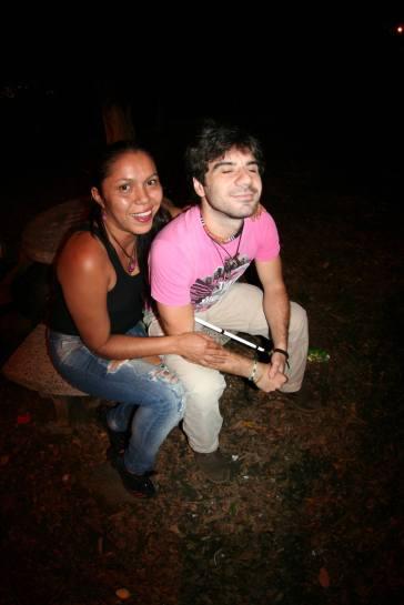 Medellin - 12 - Claudia & me