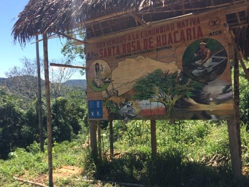 Welcome to the jungle - 11 - Santa Rosa de Huacaria