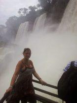 Iguazu Falls - 8 - Ivana