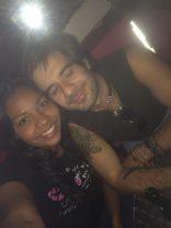 Caracas - 1 - Yoandra & me
