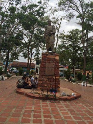 Santa Elena – 4 – Plaza Simon Bolivar