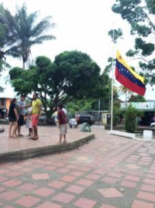 Santa Elena – 5 – Plaza Simon Bolivar
