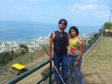 Trinidad and Tobago - 3 - Port of Spain - Me & Susan