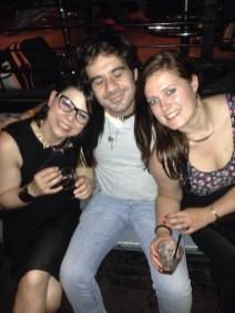 Londra - 7 - Samanta, me & Jessica