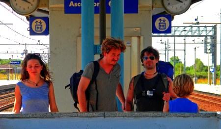 Nogara - 8 - Sara, Enrico, me & Lorenzo
