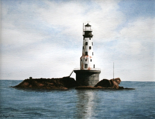 Did You Know: Rock of Ages Lighthouse