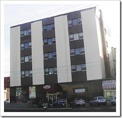The Capri Motor Hotel in Saskatoon