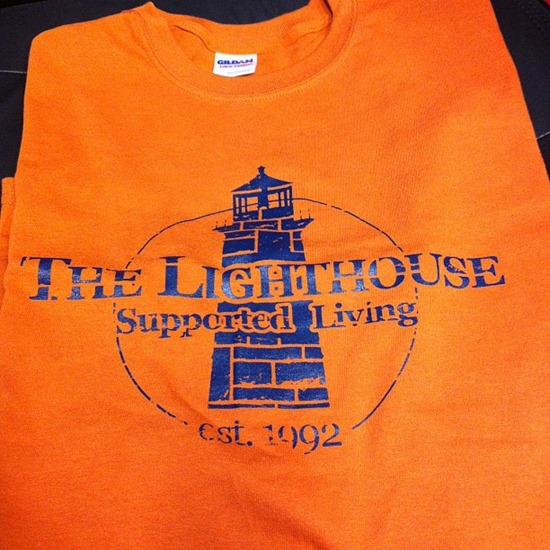 The Lighthouse's 20th Anniversary T-Shirts