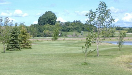 A view of Crickle Creek Pitch and Putt