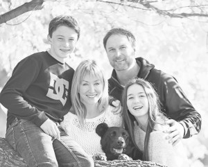 Block-Bone Family Photo