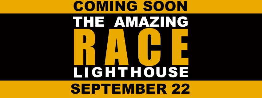 Amazing Race coming soon