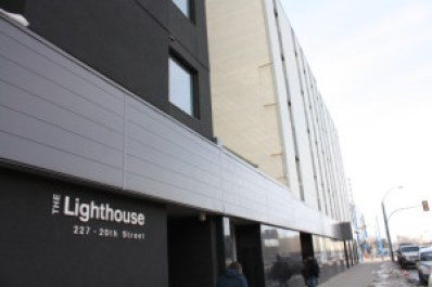 The Lighthouse is one of Saskatoon Health Region's many partners.
