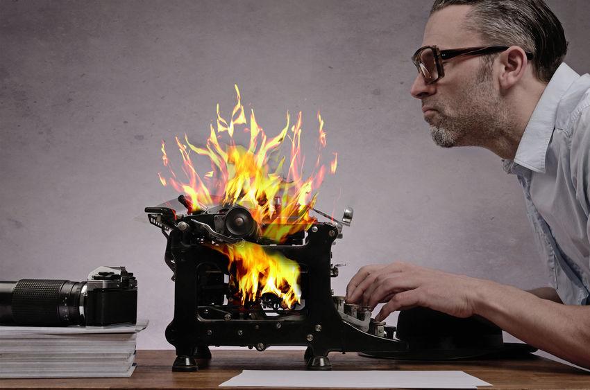 How to write: Rewrite, rewrite, rewrite… and repeat