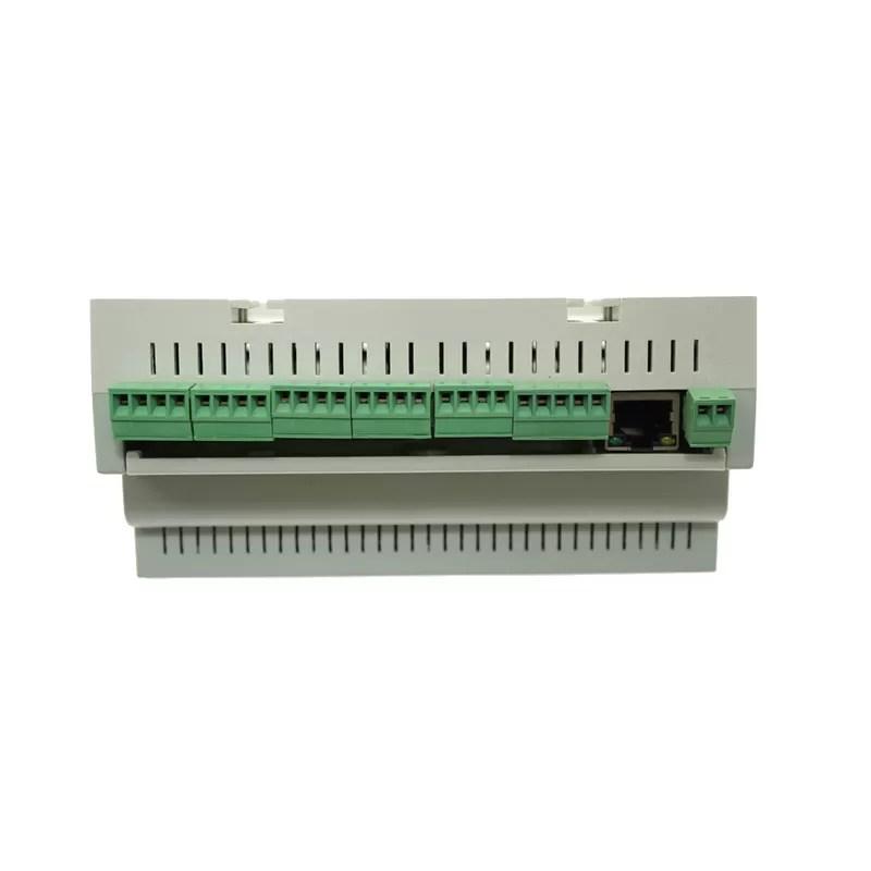 din rail intelligent control processor lighting control panel for smart home lighting system