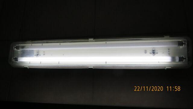 eurolux flt5 24w ho 6500k t5 lamps