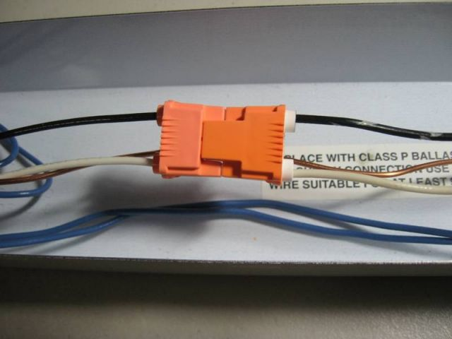 Fluorescent Light Fixtures Parts