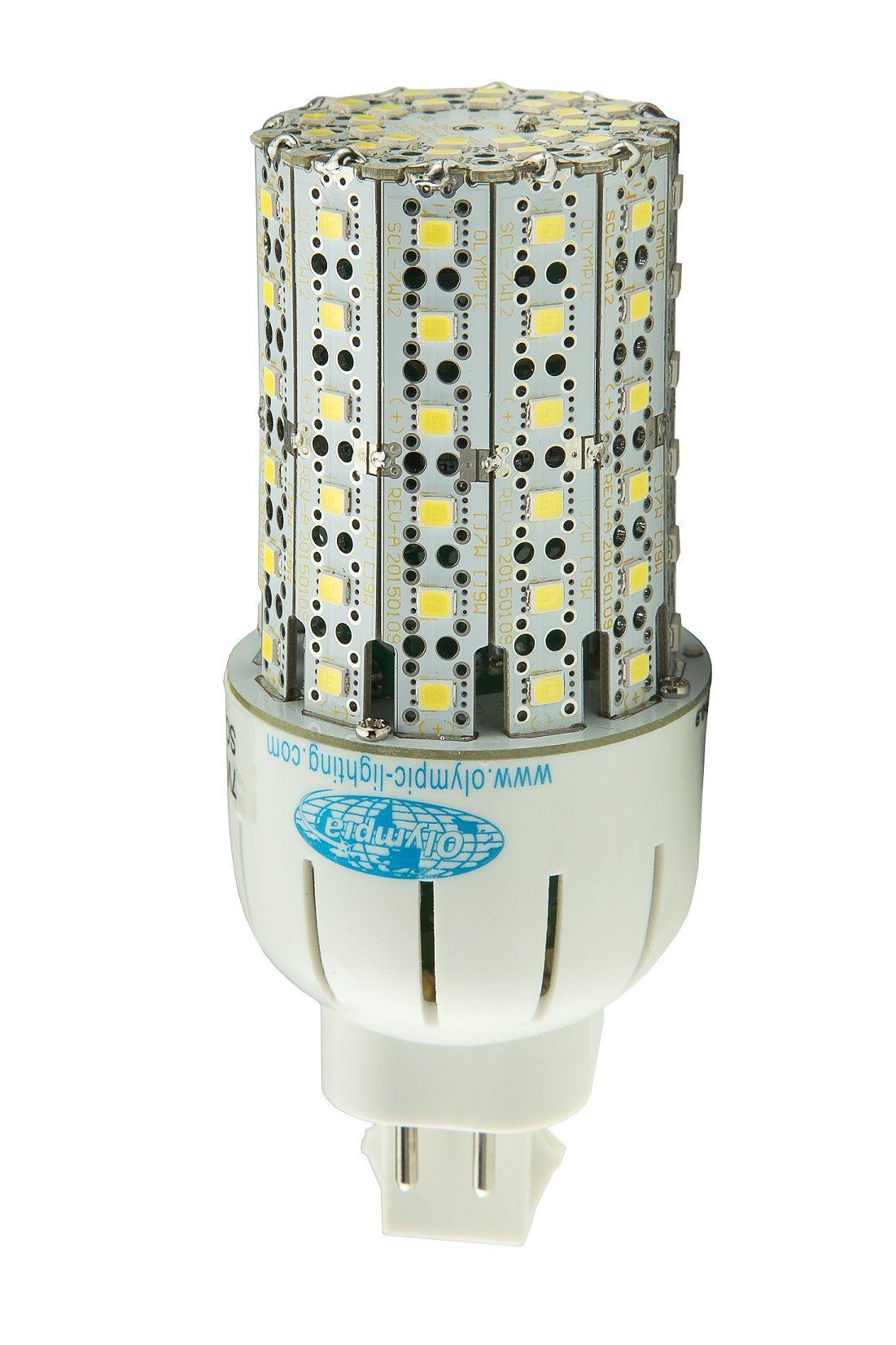 Colored 4 Watt Light Bulbs