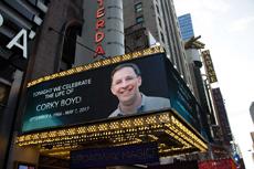 In Memoriam Corky Boyd LightingampSound America Online News