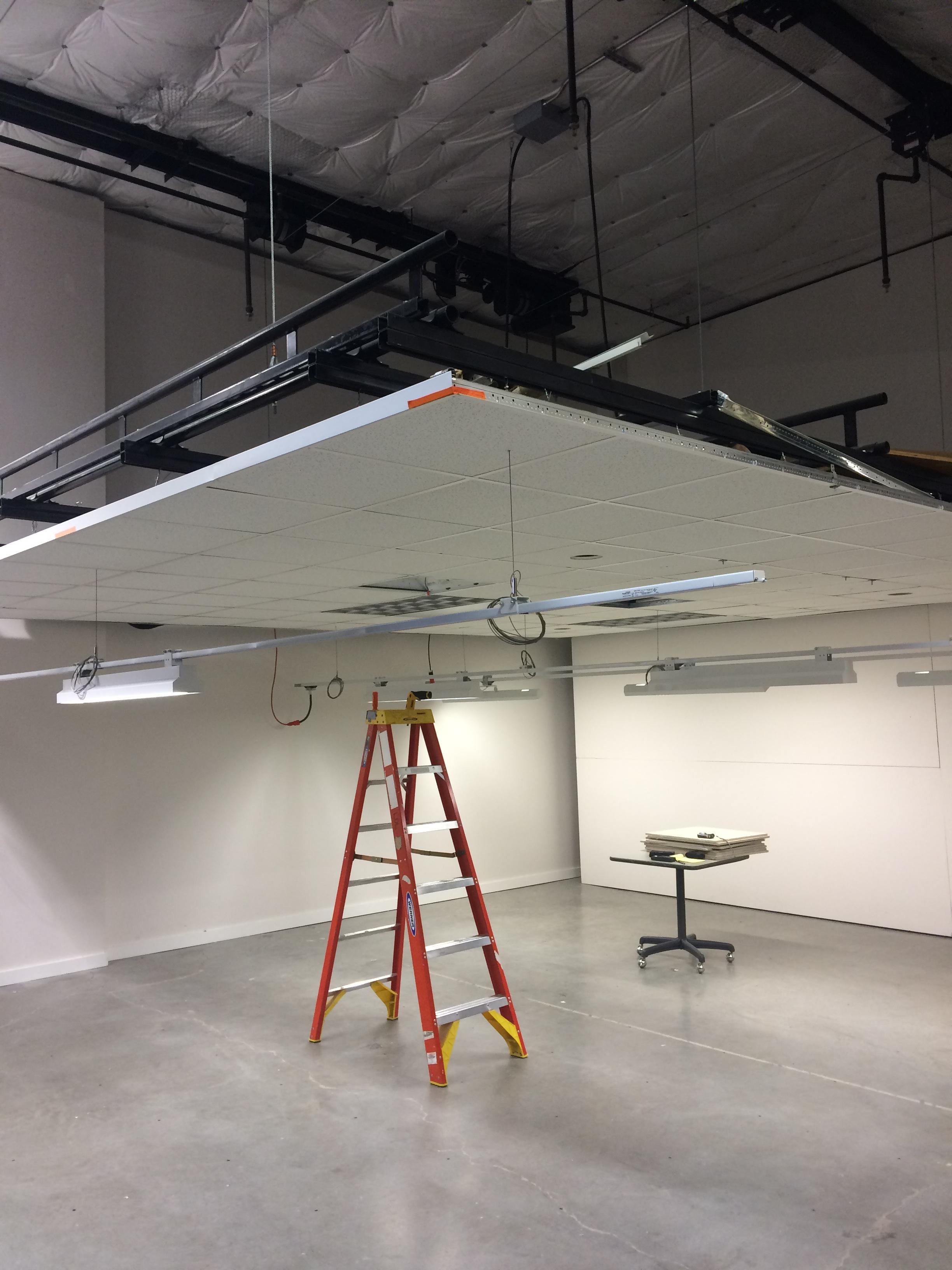 gallery lighting design lab