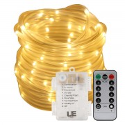 Copper Line Led Neon Rope Light Ip65 Outdoor Battery Operated Micro Fairy