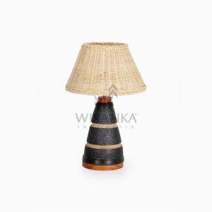 Pepa Natural Rattan Craft Table Lamp off