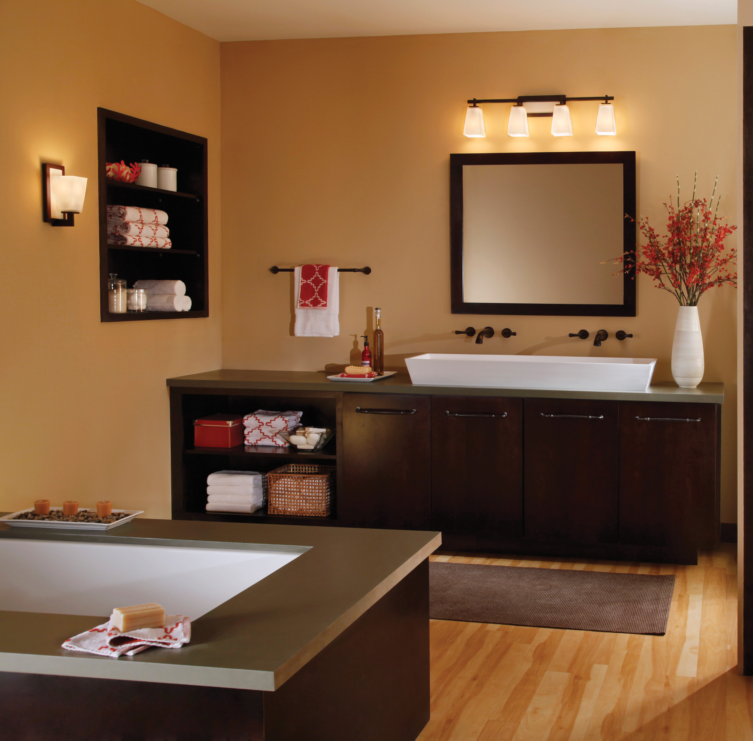 Lighting Your Dream Bathroom Welcome To Lighting Inc
