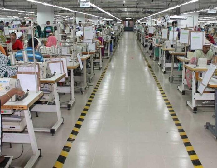 Lighting Textile Industry