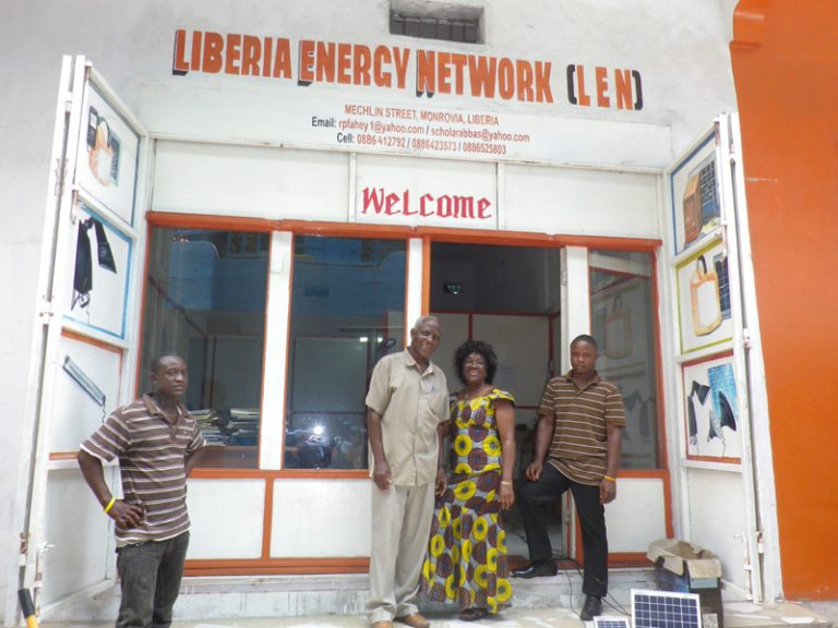 Len LIbera office