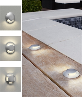 recessed stair lights low level guide