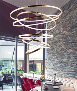 centrepiece lights for commercial spaces