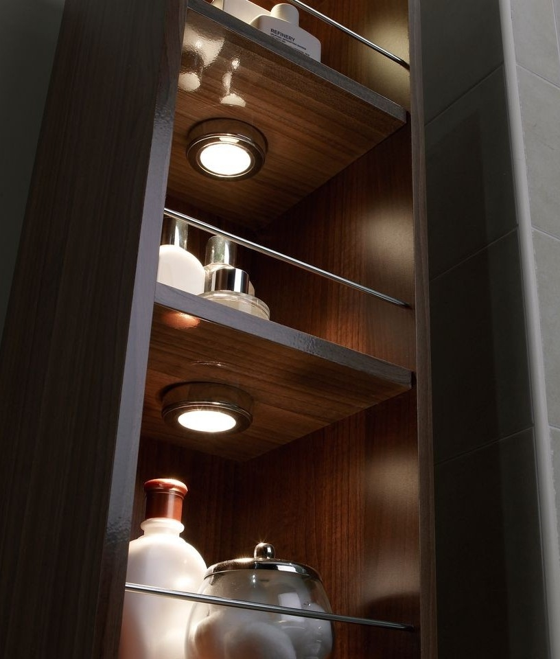 Bathroom Safe Led Furniture And Niche Lights Two Colour