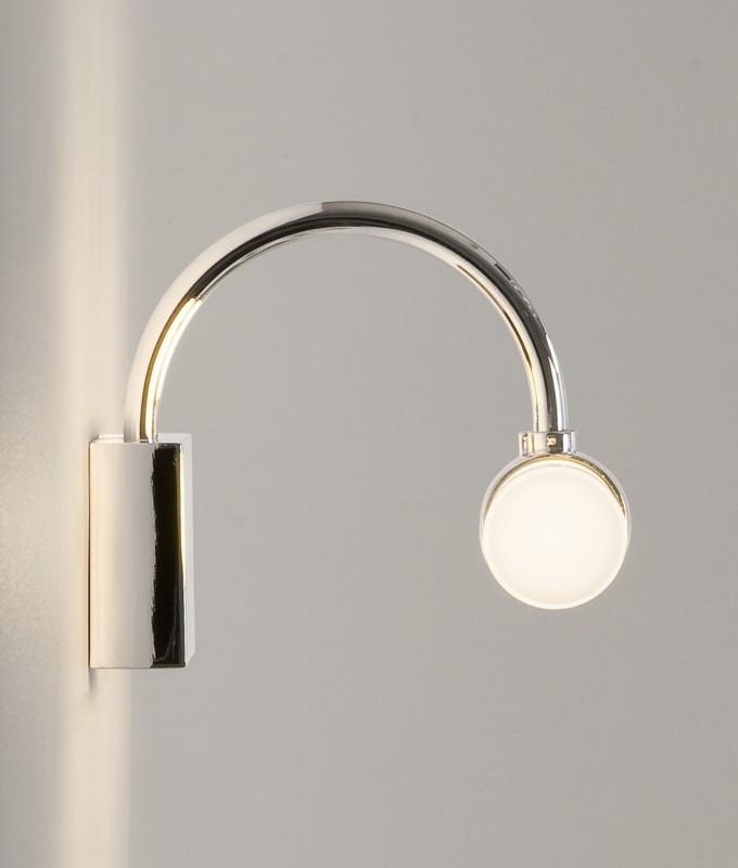 Bathroom Wall Light Polished Chrome