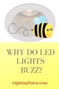 Why Do Led Lights Buzz Or Flicker When I Dim Them Lighting Tutor