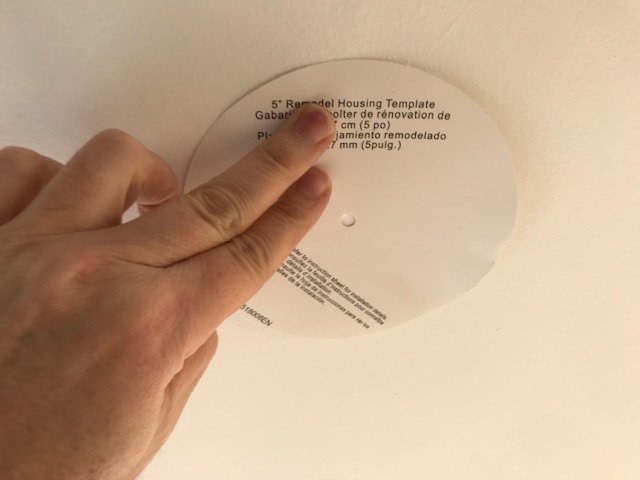 how to install recessed lighting in 5