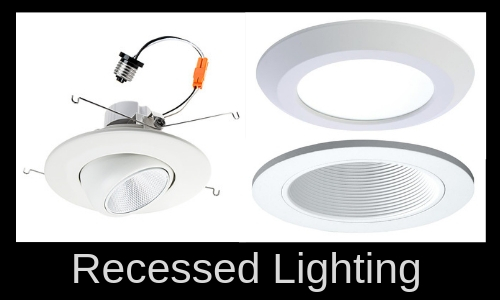 Recessed Light Bulb Options