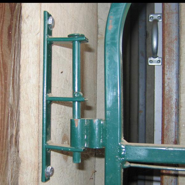 9001m-upper post / wall hinge