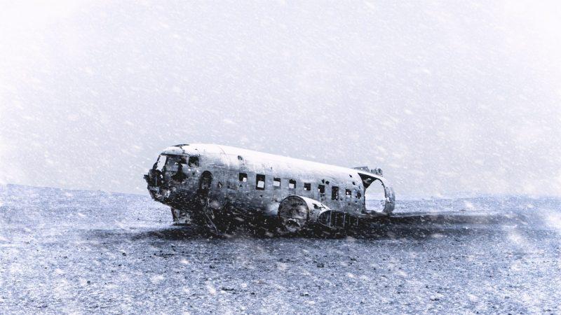 Crashed Fuselage