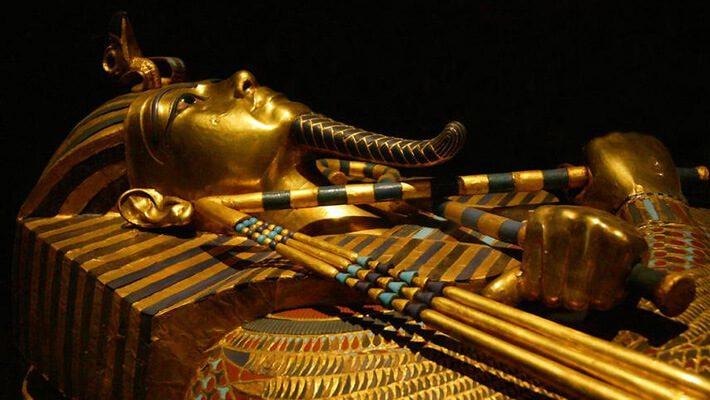 Tomb Of God Osiris
