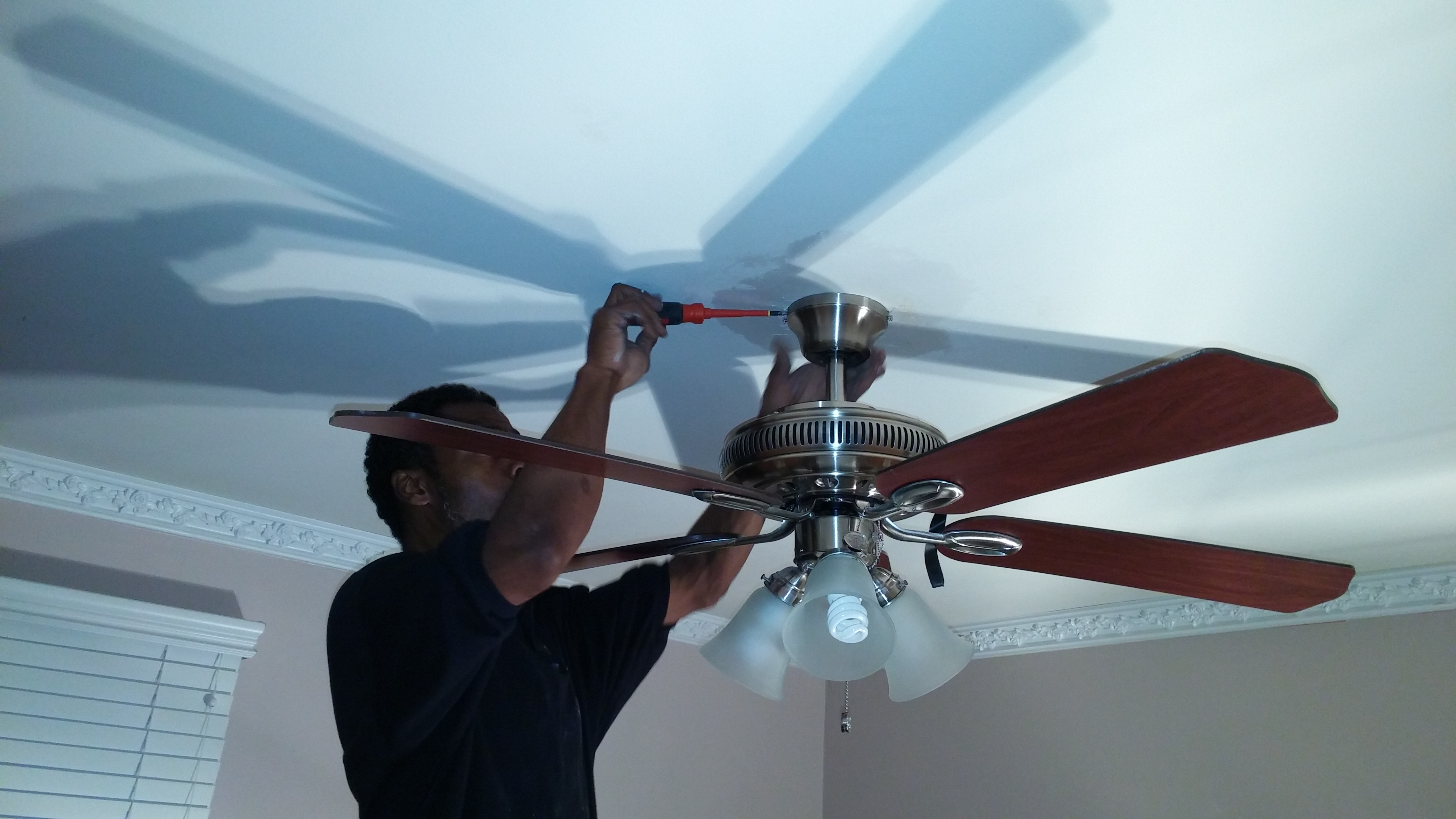 How To Install A Ceiling Fan Lightning Fans Canopy For Pendant Light Kits On Kit Wiring