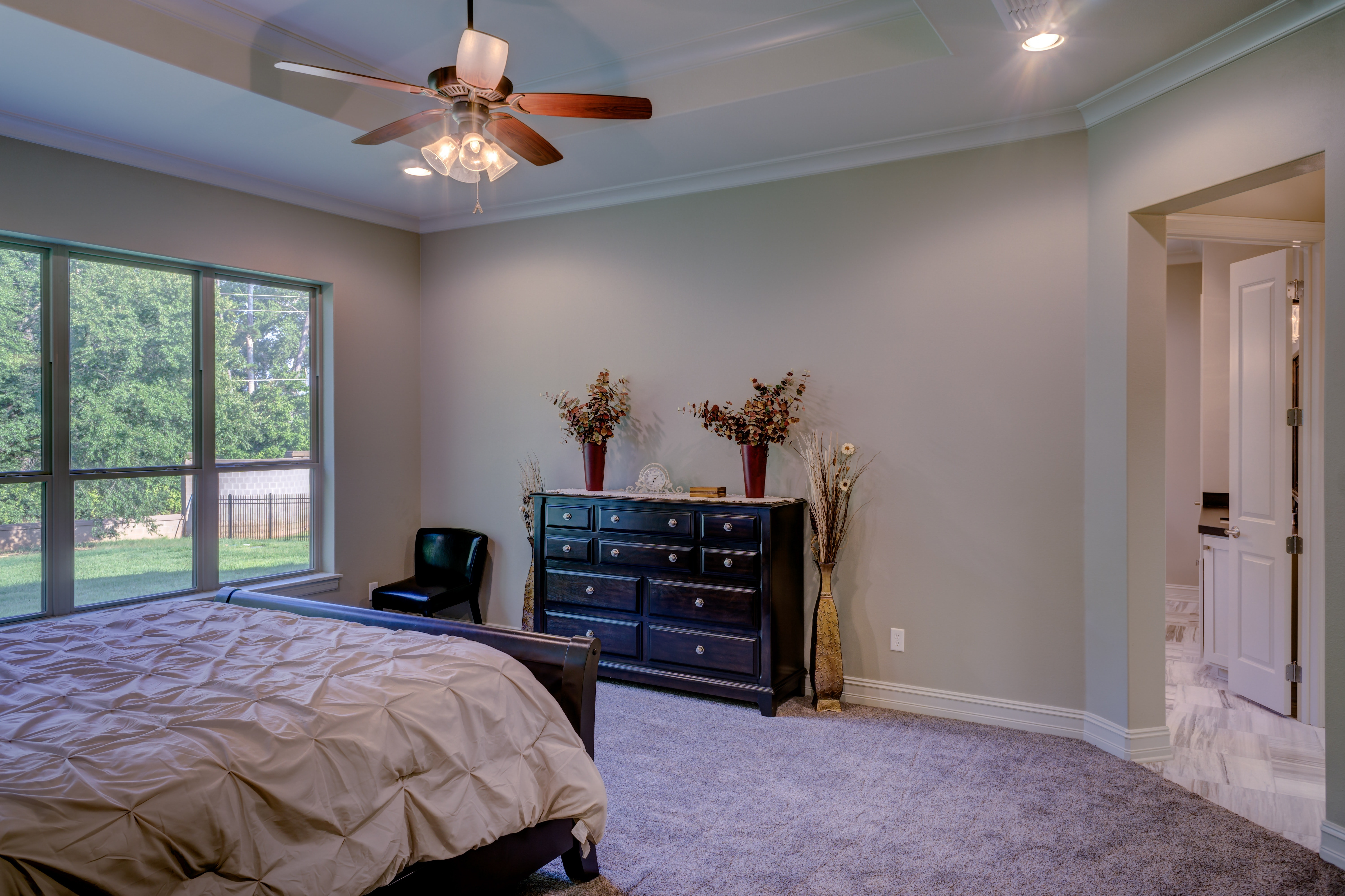 Exceptionnel Bedroom Ceiling Fans