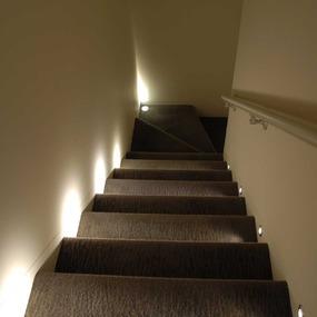 stairway lighting shop by room