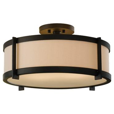 Stelle Semi Flush Ceiling Light