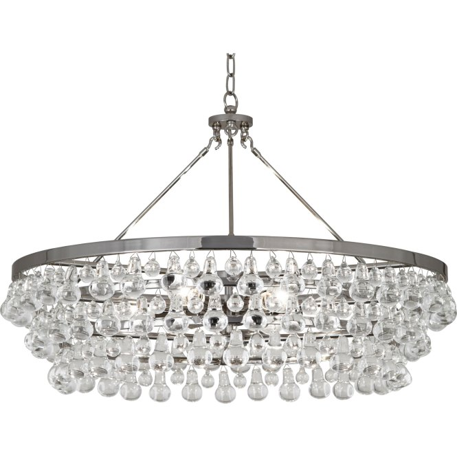 Bling Large Chandelier By Robert Abbey Ra S1004