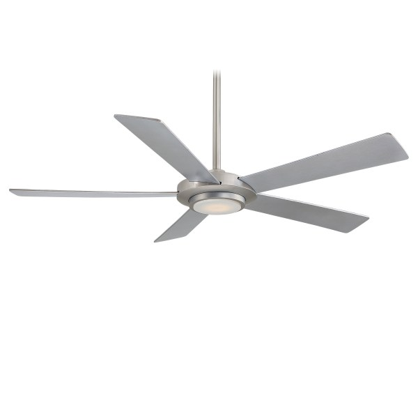 Sabot Ceiling Fan with Light by Minka Aire   F745 BN