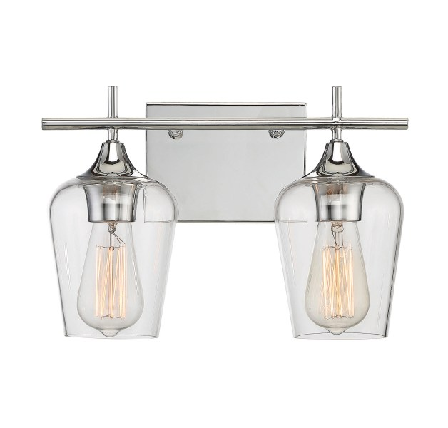 Octave Bathroom Vanity Light by Savoy House   8 4030 2 11